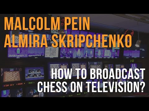 Paris Grand Chess Tour: How To Broadcast Chess On Television?