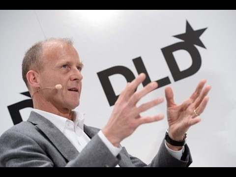The Sky Is Not the Limit (Tom Enders, CEO at Airbus Group & Rebecca Blumenstein, WSJ) | DLD16