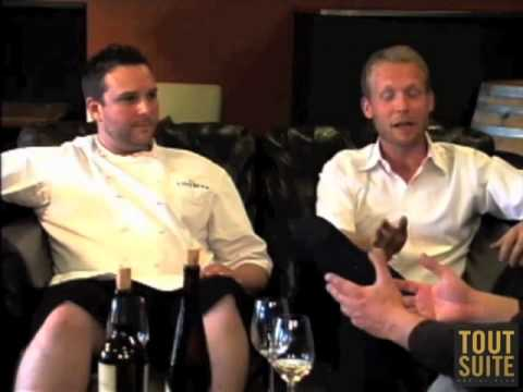 CORK WARS! Fagiani's at The Thomas Sommelier Phil Abram and Chef Jason Kupper