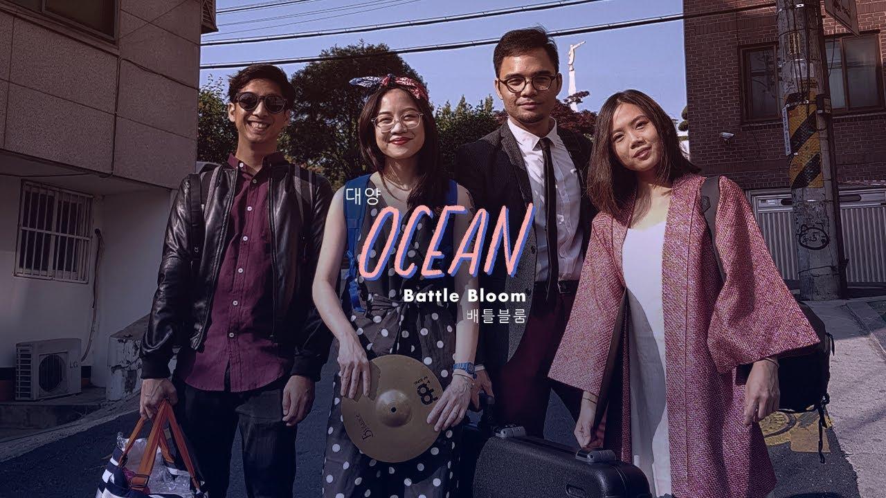 Showbiz: M'sian indie-pop band Battle Bloom tours S  Korea