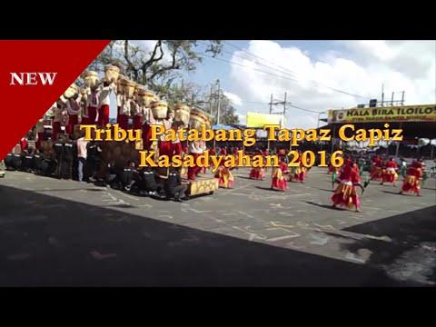 Kasadyahan Festival 2016 Tribu Patabang Tapaz Capiz - Philippines Travel Site