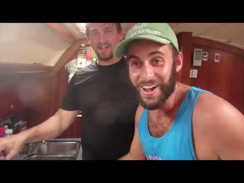 Ep. 8 - Repairs, Inspections, and figuring out how our boat works! (BVIs)