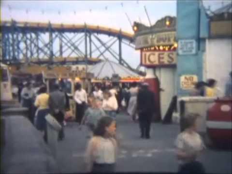 SEATON CAREW IN COLOUR. SEASIDE HOLIDAYS. 1960's