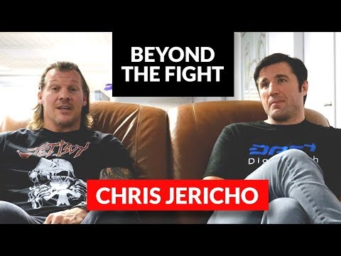 Chris Jericho and Chael talk Ronda Rousey in the WWE