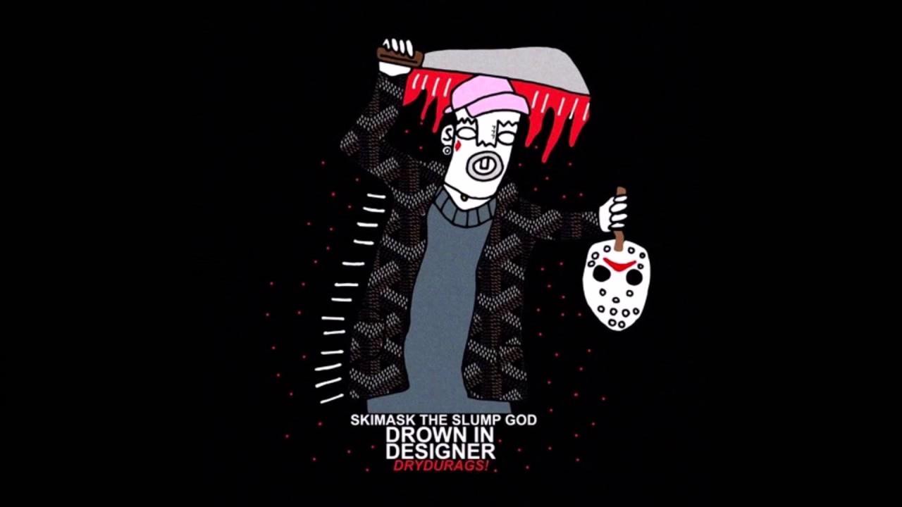 Lil Peep Quote Wallpaper Ski Mask The Slump God Wheres The Blow Instrumental