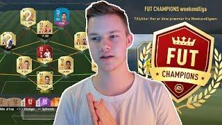 NØDVENDIGE ÆNDRINGER PÅ HOLDET! - FUT CHAMPIONS REWARDS #15 - FIFA 17 thumbnail