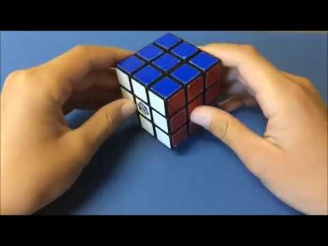 Tutorial- How to Make the Checkerboard Pattern on a 3x3 Rubik's Cube