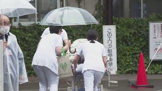 日 사흘째 1천명대 확진…도쿄도 추석귀성 자제 당부 / 연합뉴스TV (YonhapnewsTV)