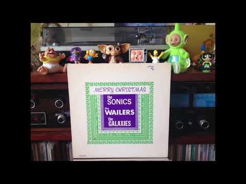 The Sonics, The Wailers, & The Galaxies -