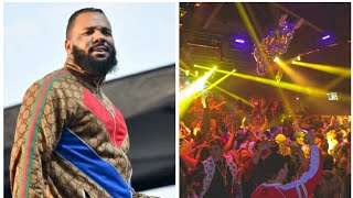 The Game Cancels Canadian Show ,Man Dies In The Snow Fans Say Venue is at fault
