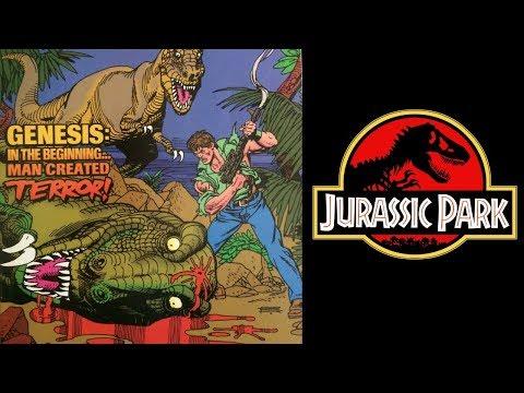 The Origin Of Jurassic Park - The Birth Of Rexy - Jurassic Park 0 Comics - Part 1