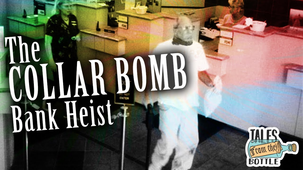 The Pizza Bomber Heist | Tales From the Bottle