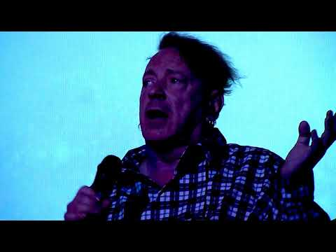 The Public  is Rotten screening, John Lydon Q&A with Don Letts part 1