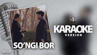 Benom - So'ngi Bor [Official Instrumental] KARAOKE version   Беном - Сунги Бор [Минус] Караоке