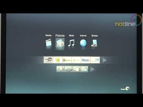 Обзор Seagate FreeAgent GoFlex TV