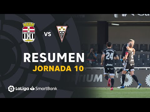 Cartagena Albacete Goals And Highlights