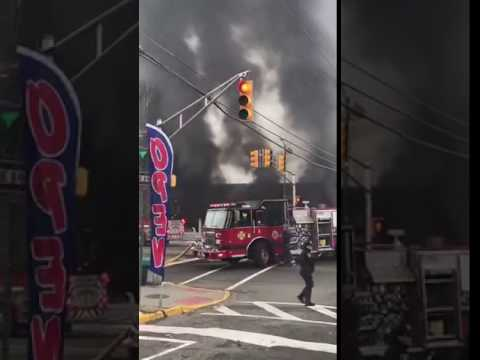 North Bergen Fire