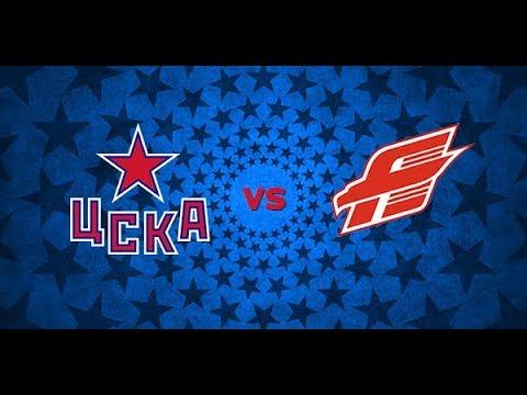 ЦСКА — Авангард 6 декабря, хоккейный матч
