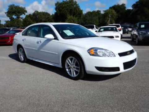 2013 chevrolet impala pensacola fl youtube for Frontier motors inc pensacola fl