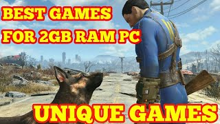 Top 10 Best Games For Low End PC 2018 (2GB Ram,old pc,laptop,Indie,shooting,first person,open world)
