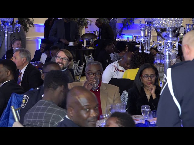 2019 GHANAIAN CANADIAN ACHIEVEMENT AWARDS