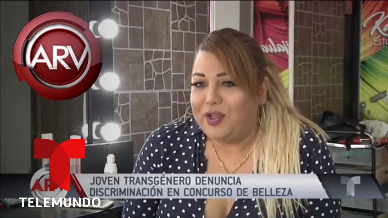 prohibieron-a-mujer-trans-participar-en-certamen-de-belleza-al-rojo-vivo-telemundo
