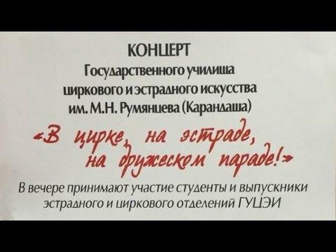 Концерт ГУЦЭИ в ЦДРИ (2016)