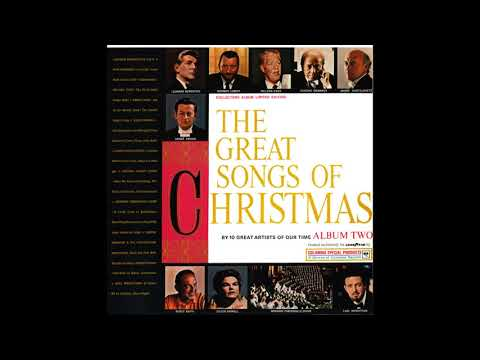 The Great Songs of Christmas Album Two. Goodyear 1962