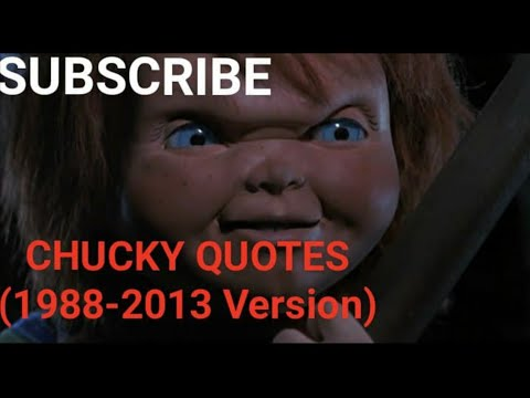 Download Best Of Chucky - Quotes (1998-2013 Version)