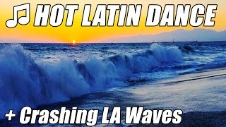 Hot Latin Salsa Jazz Dance Music World Musica Tropical Caribbean Cuban Songs Video waves crashing