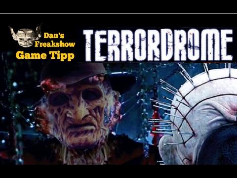 Terrordrome Freddy Krueger Vs Pinhead Vs Chucky Retro