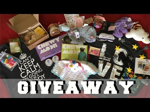 HUGE FAMILY PRIZE GIVEAWAY - CLOSED
