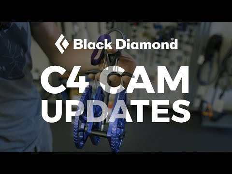 Black Diamond C4 Cam Updates - Spring 2019