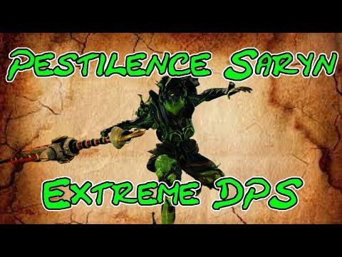 PESTILENCE SARYN - EXTREME DPS