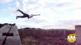 Epic Parkour And Freerunning 2016