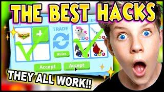 TOP 5 BEST WORKING TIK TOK HACKS in ROBLOX ADOPT ME! (BEST Adopt Me Hacks Compilation 2020) Prezley