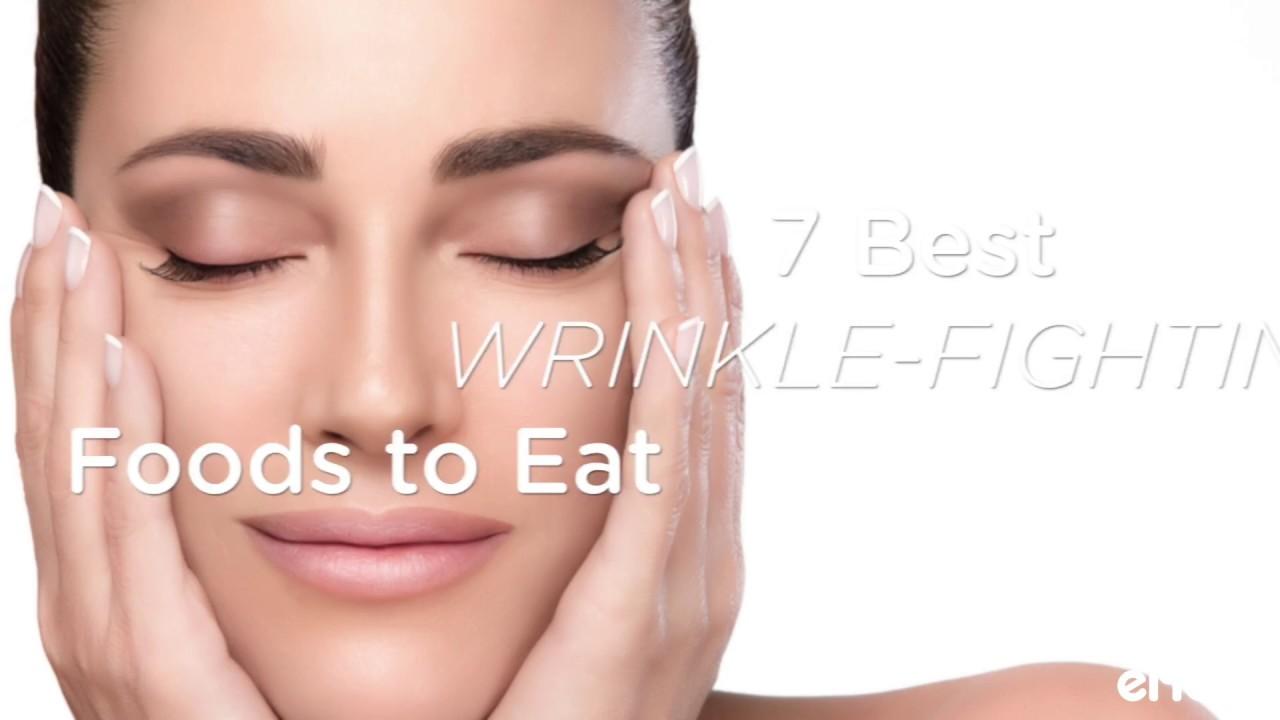 Best Wrinkle-fighting Foods to Eat