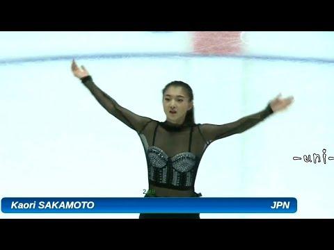 Kaori SAKAMOTO - SP - 坂本花織 - 2019 Nepela Memorial