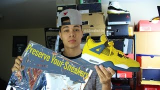 How To Preserve Your Sneakers