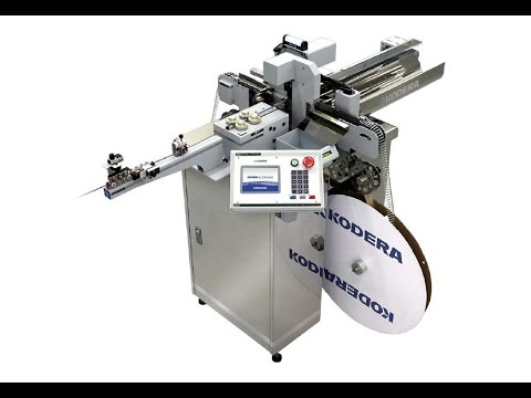 C551HXA Automatic Both End Terminal Crimping Machine ※promotion Movie