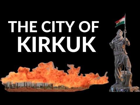 Who should control Kirkuk? Kurds? Assyrians? Arabs? Or Turkmens? Let's find out!
