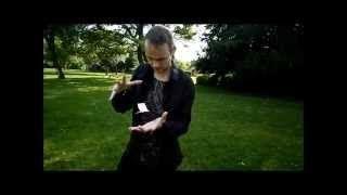 Telekinesis Psychokinesis Training in the Park Practice Exercise Mark Mauvais