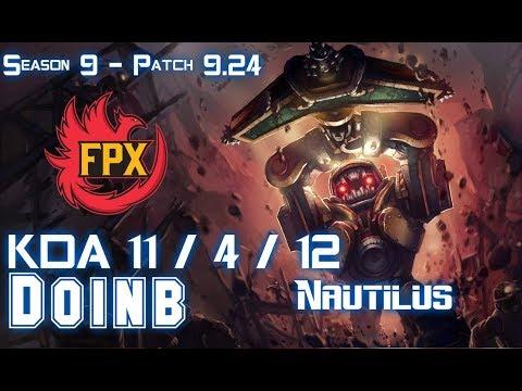 FPX Doinb NAUTILUS