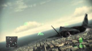 Ace Combat: Assault Horizon - Final Dogfight (Elite)