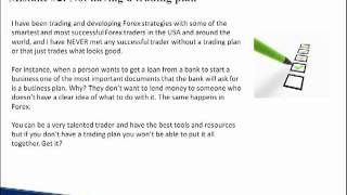 why 90 percent of all forex traders lose money video
