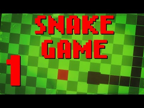 Snake Game Part 1 Map Creation - Unity Tutorial (Beginner)