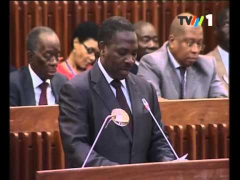 ASSEMBLEIA DA REPÚBLICA: Aprovou em definitivo o Orçamento Geral do Estado