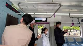 [4K 60fps] GTX-A노선 철도차량 전시회 방문