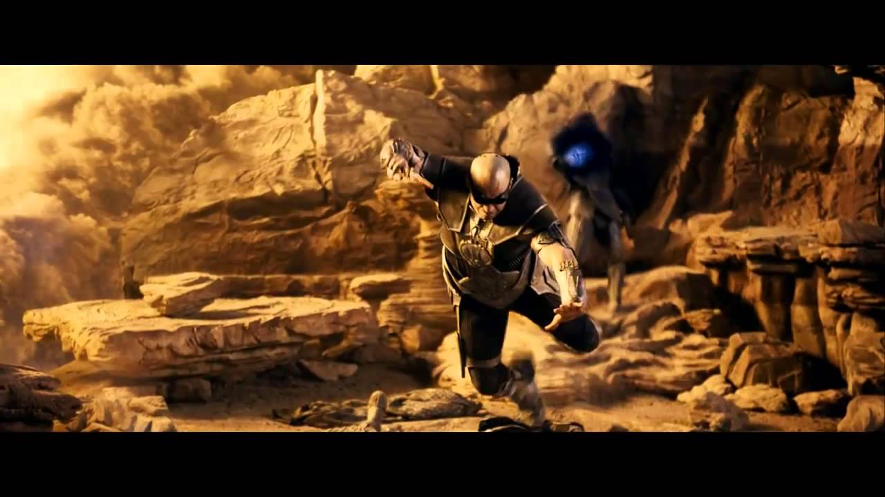 Riddick 2013 Trailer Vin Diesel Movie Riddick 3 Official Hd Youtube -7486