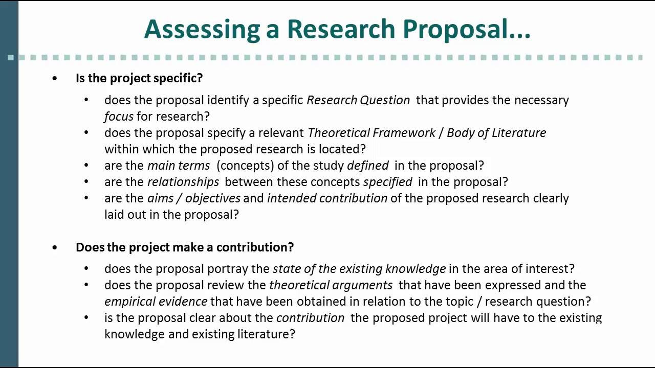 dissertation research proposal introduction The goal of a research proposal is to present and justify the need to study a research problem i introduction how to prepare a dissertation proposal.